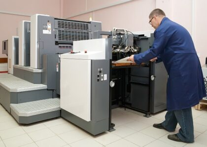 installing a baler in your business
