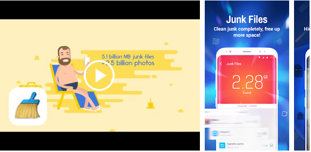 Clean Master Latest Version App For Android APK Download - Bizmaa