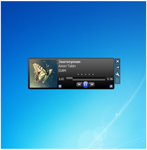 Music Desktop Gadgets and software Tips for Windows 7