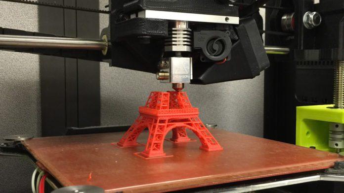 3d printing technique