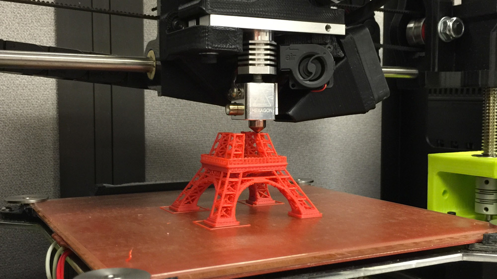 3d printing technique