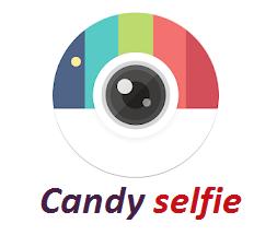 Candy selfie