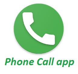 Phone Call app