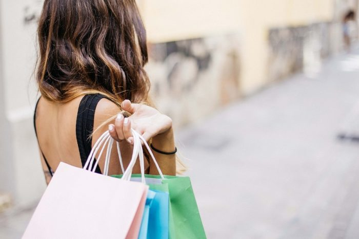 Women Shop More Than Men